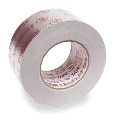 Printed Foil Tape,2-1/2In x 60 Yd,Silver NASHUA 324A