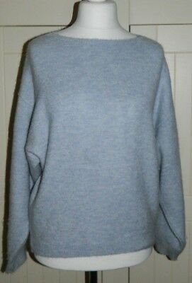 a5270cf43 LADIES BLUE KNITTED Shrug Size Large (Fit 16-18) By Atmosphere ...