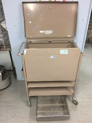 Large Bristol Maid Medical Industrial Trolley Tool Box Man Cave Cabinet