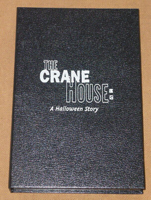 The Crane House: A Halloween Story Brian Keene Ray Garton Signed Lettered