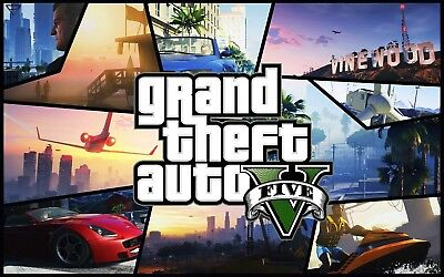 Grand Theft Auto V / GTA 5 PC FULL Access Change Everything 💎 Best Price ✅