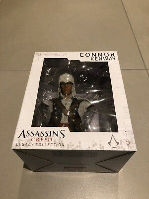 ASSASSIN'S CREED LEGACY COLLECTION - CONNOR KENWAY | FIGUR OVP | Neu