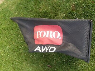 GENUINE OEM TORO 131-4556 AWD REPLACEMENT BAG AND FRAME LAWNMOWER LAWN MOWER