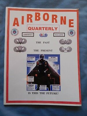 Airborne Quarterly Sum 2006 Magazine WWII Vietnam Korean War Koje-Do Iraq