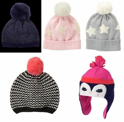 NEW Gymboree girls Winter Fall Spring hats beannie size 4 5 6 7 8 YOU PICK