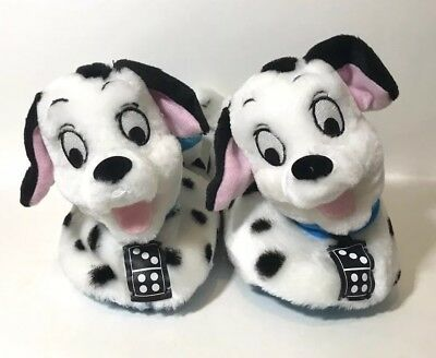 Disney's 102 Dalmatian Slippers Youth Size 12, New, Free Shipping