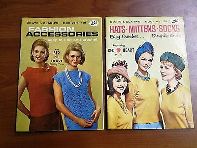 Vintage Coats & Clarks 60's Fashion Accessories, Hats, Mittens & Socks Catalogs