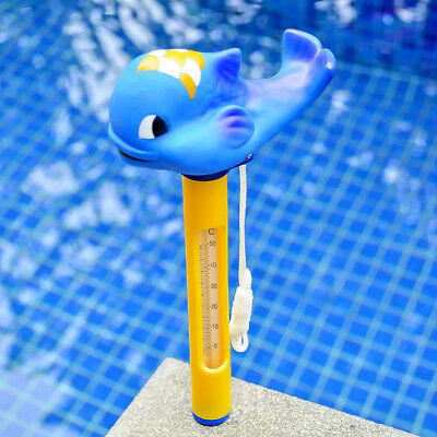 Practical Floating Thermometer For  Pools Spas Hot Tub Water Sensor Thermometer