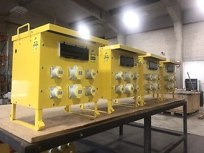 3 Phase 10 Kva Site Transformer