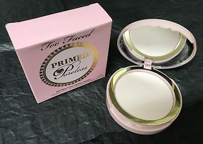 Brand New in Box Too Faced Primed And Poreless Pressed Powder 💯Authentic NIB
