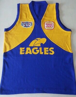 1992 Replica West Coast Eagles Premiership Jumper Just 100 Made Limited Edition