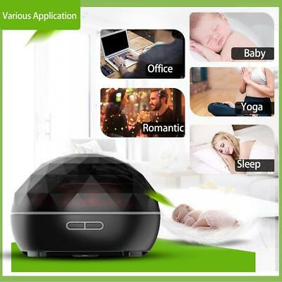 LED Essential Oil Aroma Diffuser Air Humidifier Mist Purifier Aromatherapy 300ml