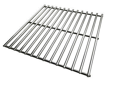 Heavy Duty Stainless Steel Replacement BBQ Cooking Grill - 26.2cm x 26.6cm