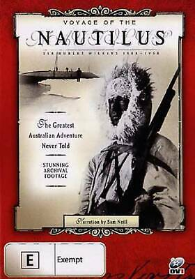 Dollar-a-Disk - Voyage of the Nautilus (DVD)Australian Photographer Sir Hubert W