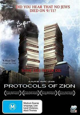 """Dollar-a-Disk - Protocols of Zion (DVD)- Marc Levin and why """"The Protocols of th"""