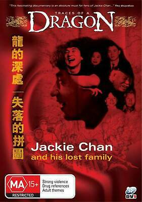 Dollar-a-Disk - Traces of A Dragon - Jackie Chan And His Lost Family (DVD)