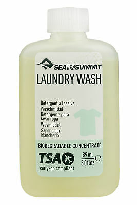 Sea to Summit Trek & Travel LAUNDRY WASH 89ml Concentrated, Biodegradable