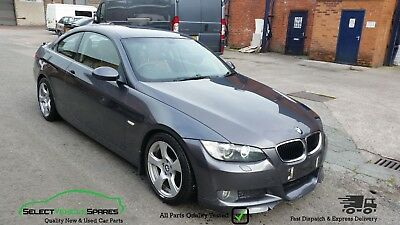2008 BMW 3-SERIES 320i E92 COUPE PETROL GREY BREAKING SPARES PARTS SALVAGE