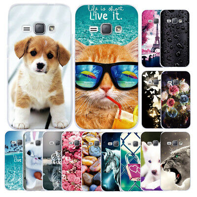 Cartoon Shockproof TPU Case Cover for Samsung Galaxy J1 Mini J2 J3 J5 J7 2016