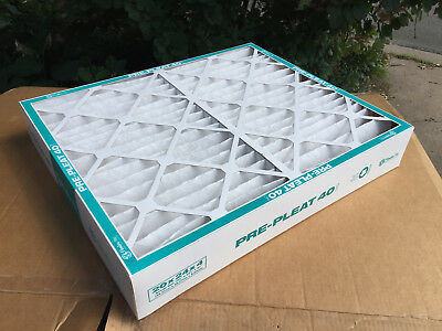 1 Flanders foremost in air filtration  80255.042024  20x24x4 one air filter