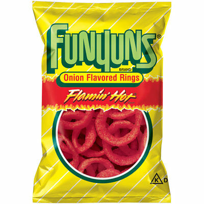 Funyons Flamin Hot 6 oz
