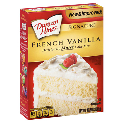 Duncan Hines French Vanilla 15.25 oz