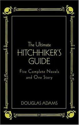 Ultimate Hitchhiker's Guide  - by Adams