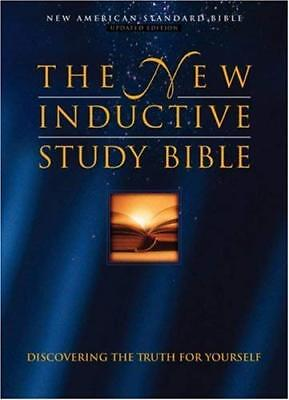 New Inductive Study Bible  - by Precept
