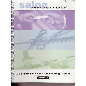 Salon Fundamentals A Resource for Your Cosmetology Career