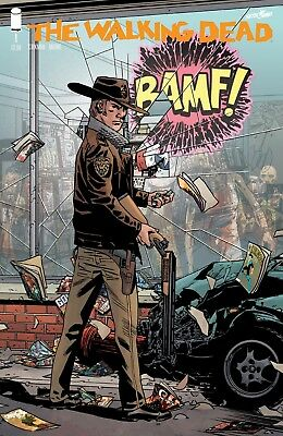 Walking Dead #1 15th Anniversary BAMF Comics Retailer Variant