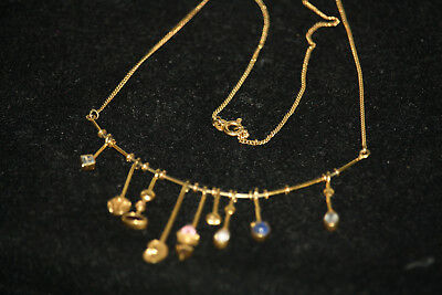 Collier Kette Gold 333