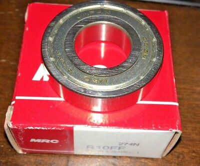 NEW MRC BEARING R20F H101 R20FH101 LOT OF 2