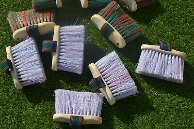 Grooming Job Lot Horse 10 X Flick Brushes New Job Lot 10 Brushes New