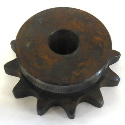 """BB4 Ryle 60BS12 60B12 1-1//4/"""" Bore w// Keyway #60 Roller Chain Sprocket NEW"""