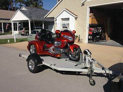 ZPRO Custom Manufacturing Solutions Trike Trailer