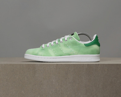 newest e0f65 93365 Adidas x Pharrell Williams Hu Holi Stan Smith - Green   White