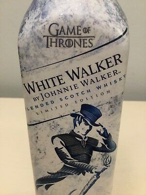 White Walker by Johnnie Walker LIMITED EDITION Game of Thrones SCOTCH WHISKY