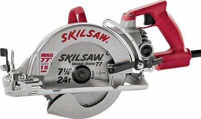 Skil SPT77WML-22 7-1/4 in. Lightweight Magnesium Worm Drive Circular Saw with Di