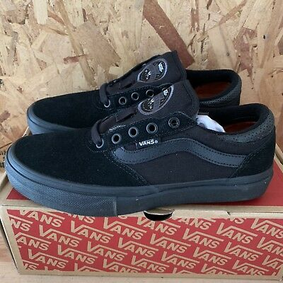 8dd2b1e211f VANS ZAPATO DEL Barco Navy Vn Oxc3Nwd Canvas Boating Men 5 6.5 7 8 ...