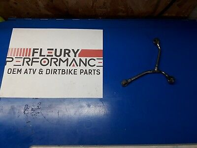 2004-2008 Yamaha YFZ450 OEM Pipe, Delivery 5TJ-13161-00-00