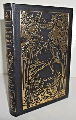 """""""Tarzan Of The Apes"""" By Edgar Rice Burroughs,1995 Easton Press Collector'S Ed."""