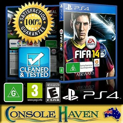 FIFA 18 PS4 Game New & Sealed Free Priority Post - EUR 18,33