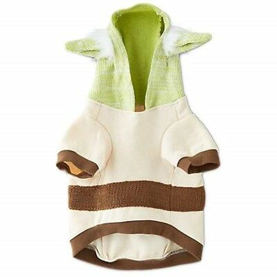 Petco Star Wars Yoda Hoodie Sweater for Dog Various Sizes