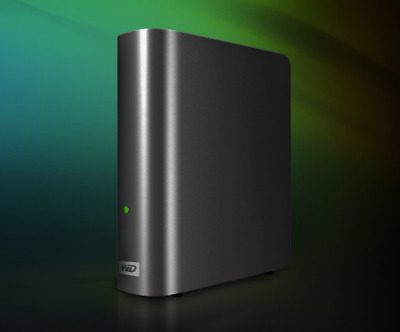 WD My Book Live 2TB Personal NAS Storage Share Files and Photos WDBACG0020HCH