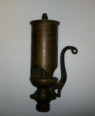 Lonergan Three Chime Brass Steam Whistle for Steam Locomotive or Steam Tractor