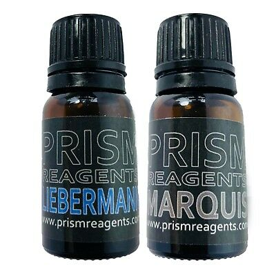Prism Reagents - Cocaine Reagent Testing Kit (10mL)