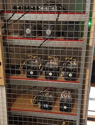 Antminer S9 - 13.5Th/s - Bitcoin, Bcash, Digibyte SHA256 MINING CONTRACT 24 hr