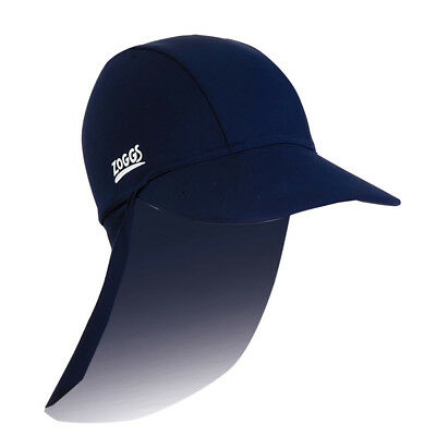 Zoggs Sun Protection Baby Hat Navy or Pink