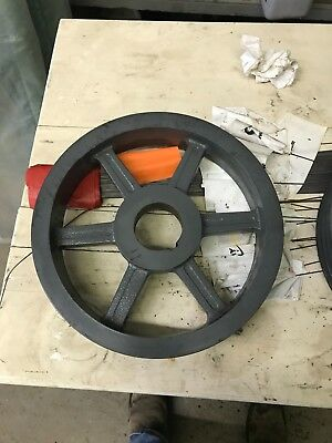 Browning 1002765 3 Groove V-Belt Pulley 13.95 in O.D. 3TB136