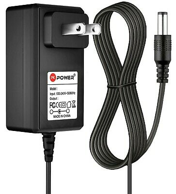 PKPOWER AC Adapter for Uniden Bearcat Radio Scanners SC-150B SC-150Y Power Cord